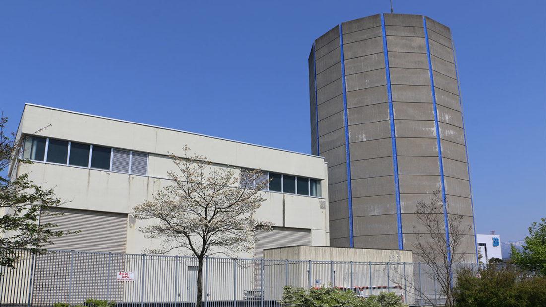黒西第二発電所